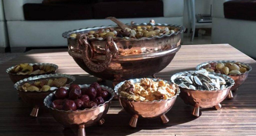 اصفهان و ظروف مسی اصل
