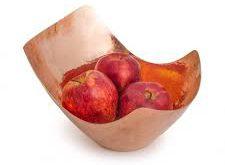 ظروف پذیرایی مس و میوه خوری مسی در بهترین قیمت