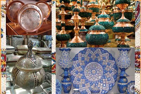فروشگاه صنایع دستی ده بازار