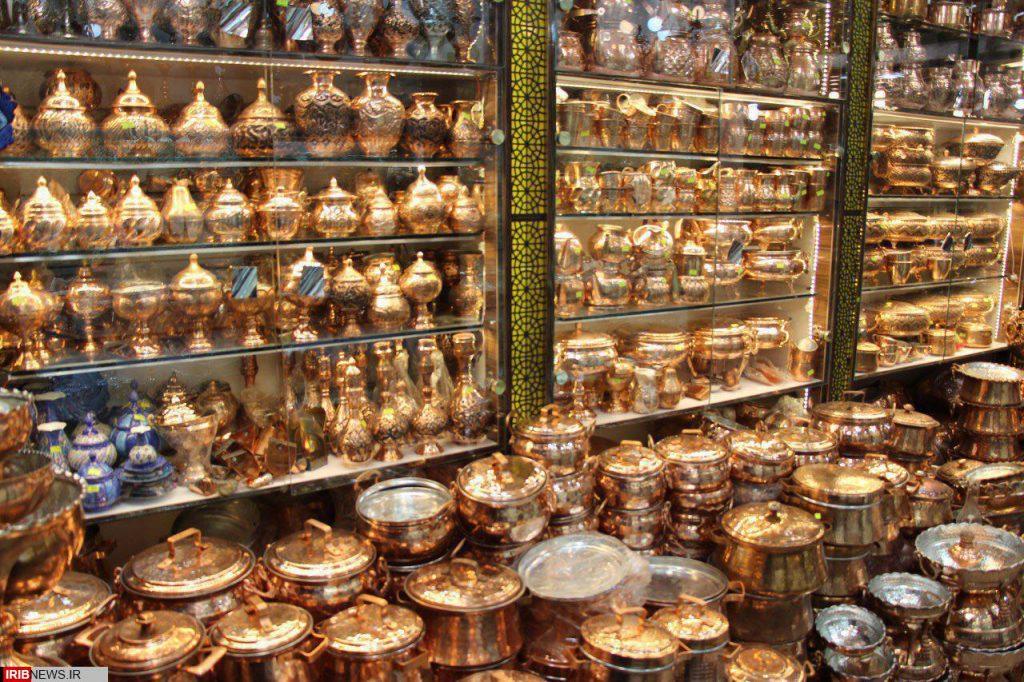 خرید و فروش ظروف مسی یزد بدون واسطه